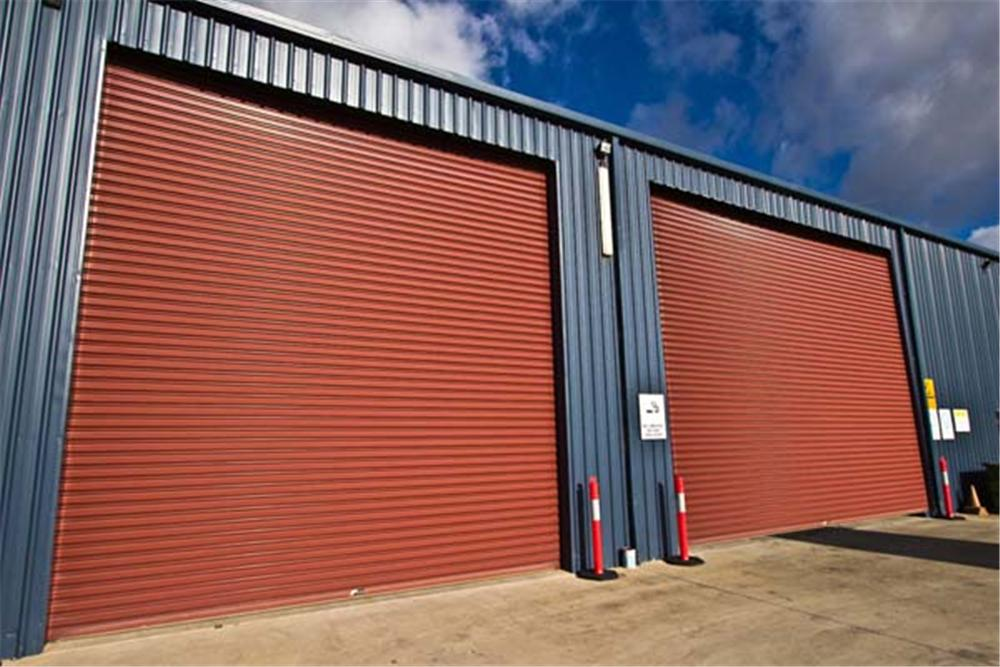 Roller Doors Shed Add ons by Cav Sheds