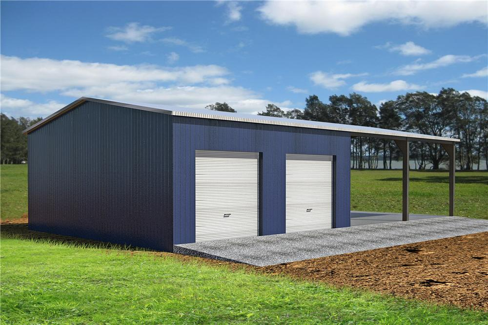 Cavsheds garages product range a shed for every purpose for Gable garage