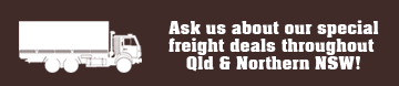 Great Freight Deals